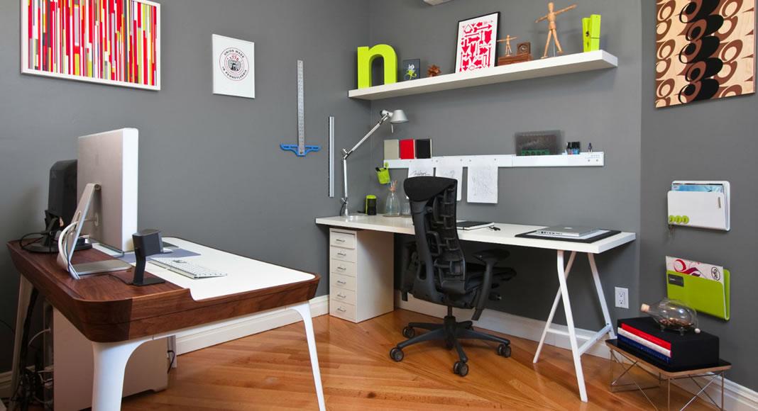 Superb Dicas Para Trabalhar Em Um Home Office E Ser Produtiva Largest Home Design Picture Inspirations Pitcheantrous