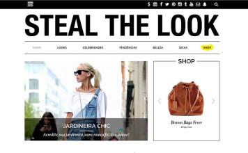 O site Steal The Look inova no segmento de moda associando conteúdo à venda das peças apresentadas em looks publicados. Um modelo híbrido de conteúdo e e-commerce que vem dando muito certo.